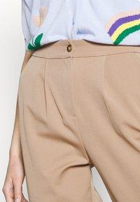 Trendyol - Trousers - mink - 4