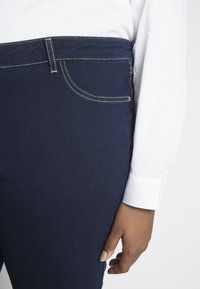 Persona by Marina Rinaldi - ICONA - Slim fit jeans - blu marino - 3