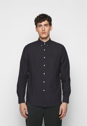 STRETCH OXFORD - Overhemd - black
