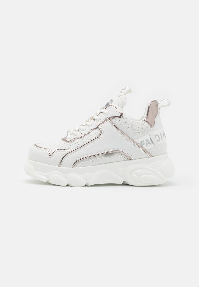 CLD CHAI - Sneakers - white/pewter
