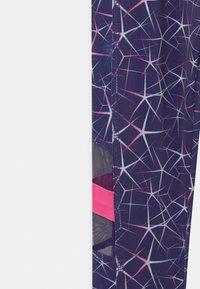 Reebok - GEO PRINT ANKLE - Leggings - multi-coloured - 2