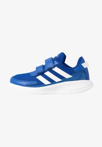 TENSAUR RUN UNISEX - Neutral running shoes - royal blue/footwear white/bright cyan