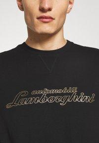 AUTOMOBILI LAMBORGHINI - T-shirt con stampa - nero - 6