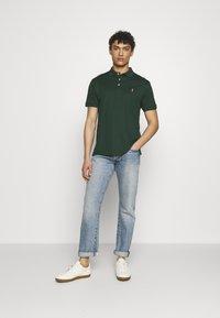Polo Ralph Lauren - PIMA - Polo - college green - 1