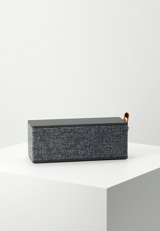 ROCKBOX BRICK FABRIQ EDITION BLUETOOTH SPEAKER - Speaker - concrete