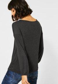 Street One - Long sleeved top - grau - 2