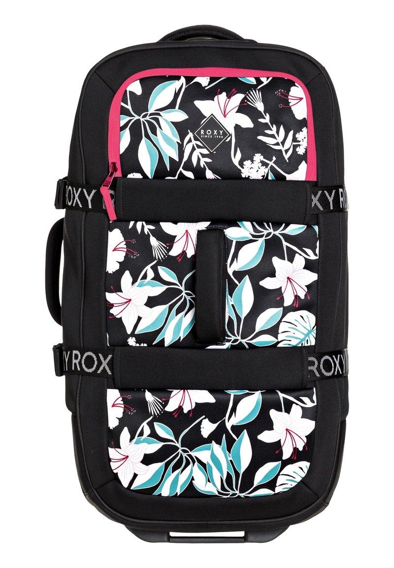 Roxy - ROXY™ IN THE CLOUDS 87L - GROSSER NEOPREN-KOFFER MIT ROLLEN ERJBL - Wheeled suitcase - true black story of sunshine
