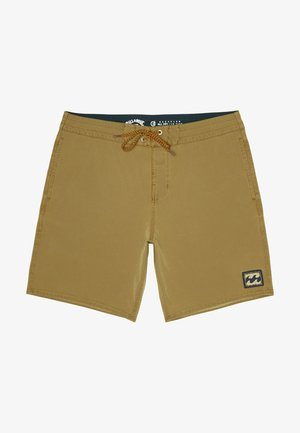 ALL DAY  - Swimming shorts - mustard