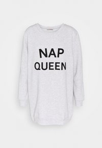 Anna Field - NAP QUEEN SET - Pyjamas - black/grey - 1