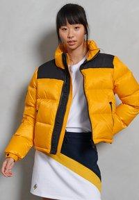 Superdry - Down jacket - explorer yellow - 1