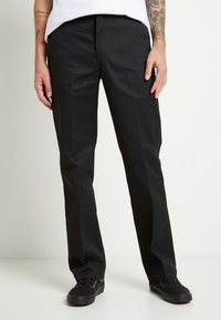 Dickies - ORIGINAL 874® WORK PANT - Pantalones - black - 0