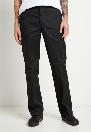 ORIGINAL 874® WORK PANT - Tygbyxor - black