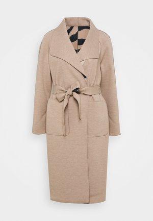 VIJUICE ZEBRA COAT - Classic coat - natural melange