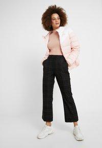 Nike Sportswear - FILL - Light jacket - white/echo pink - 1