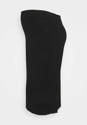 MLKIKA SLIM SKIRT - Pencil skirt - black