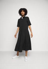 Max Mara Leisure - CECI - Jersey dress - schwarz - 1