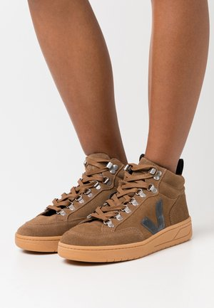 RORAIMA - Sneaker high - brown/black