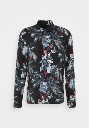 MONTEVERDE - Shirt - jet black
