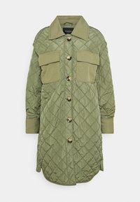 Soaked in Luxury - COAT - Classic coat - olivine - 0
