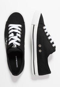 Calvin Klein Jeans - DIAMANTE - Joggesko - black - 3