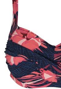 Zizzi - Bikinitop - dark blue - 5