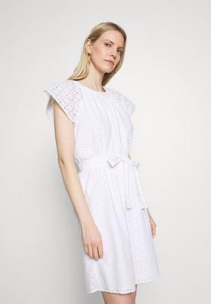 DRESS - Day dress - optic white