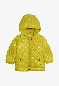 Benetton - JACKET - Winterjas - yellow - 2