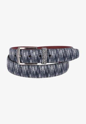 Belt - blau kombi