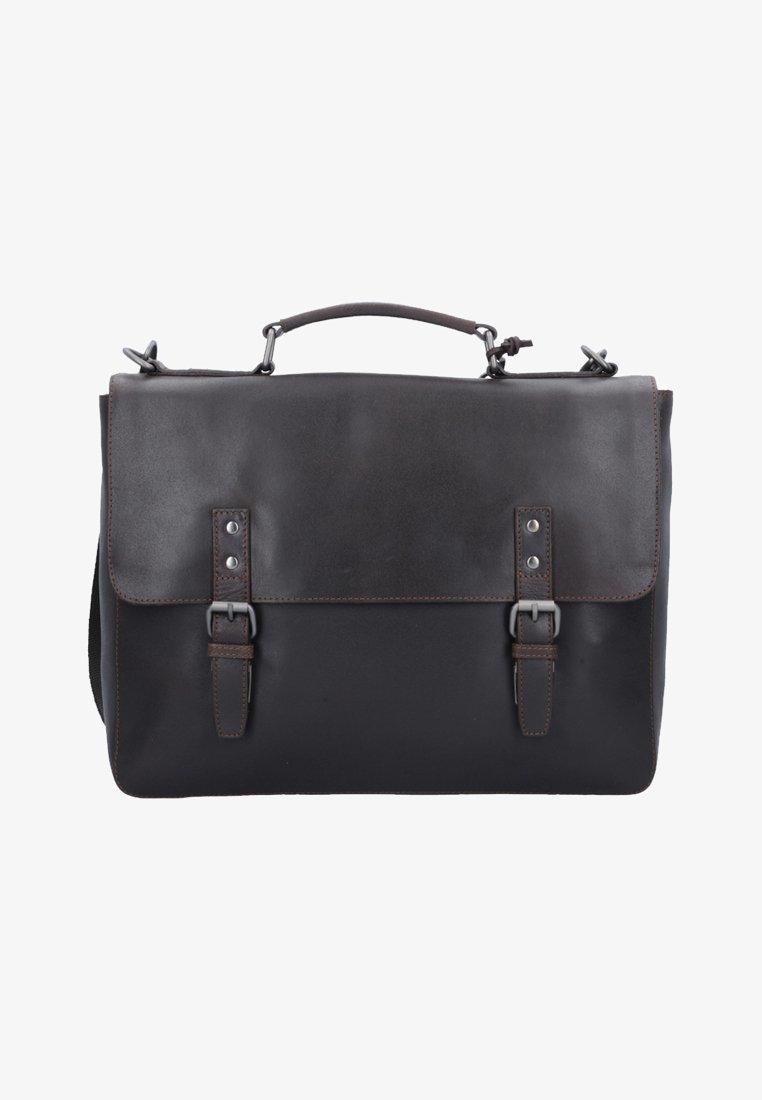 Leonhard Heyden - Briefcase - brown
