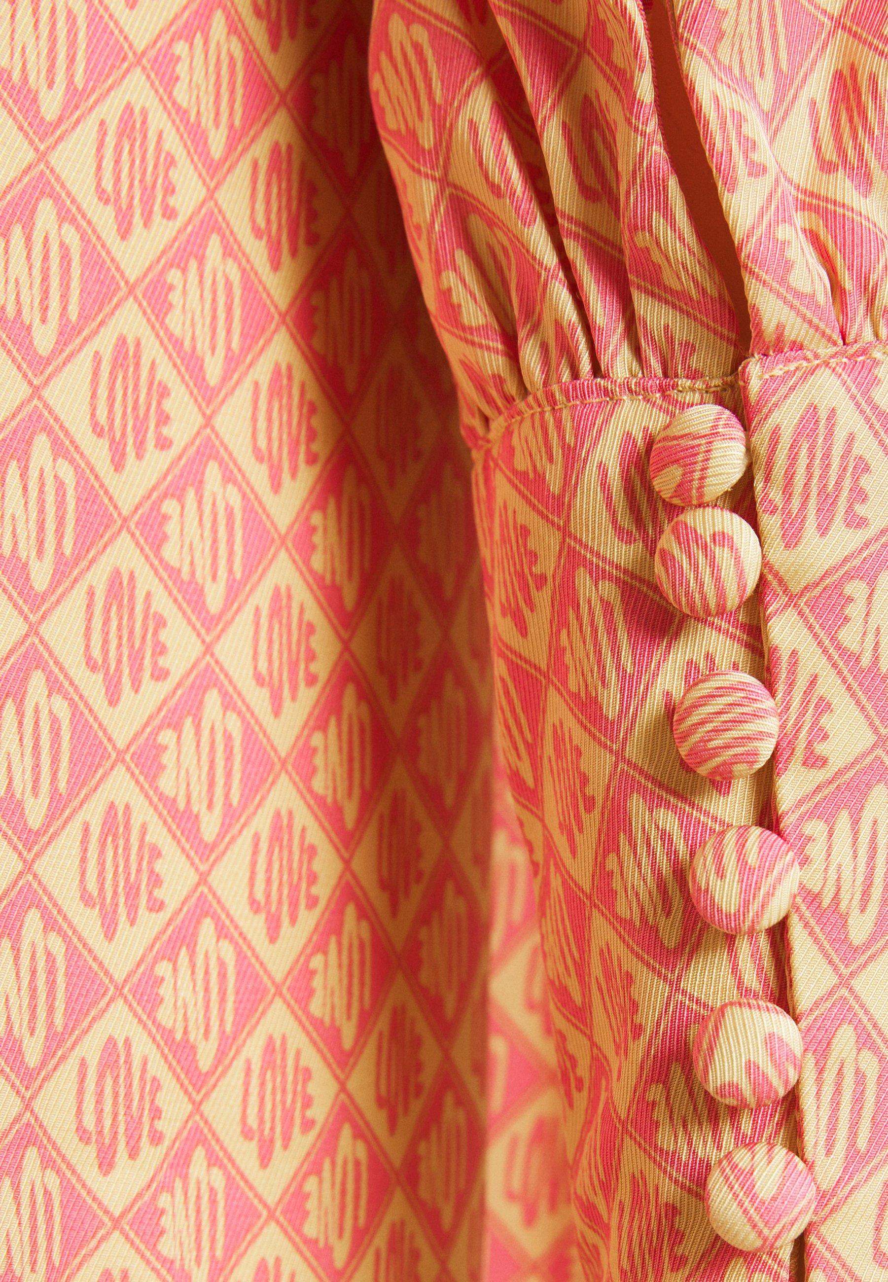 Cut-Price Women's Clothing Birgitte Herskind SUSSI DRESS Maxi dress pink love nK6x3CjbI