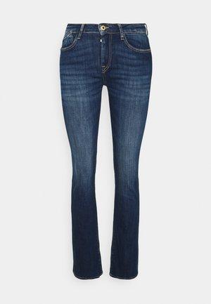POWERB - Bootcut jeans - blue