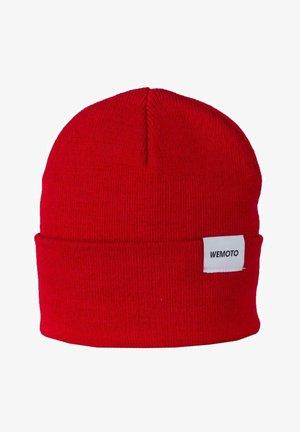 NORTH - Beanie - red