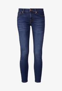 7 for all mankind - CROP - Jeans Skinny Fit - bair duchess - 3