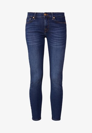 CROP - Skinny džíny - bair duchess