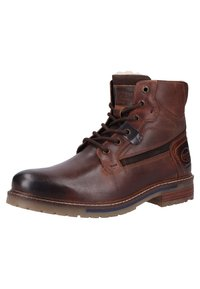 Dockers by Gerli - Lace-up ankle boots - brown - 2