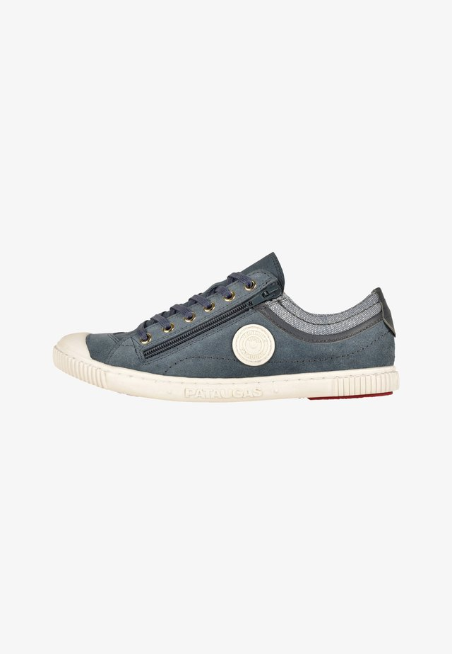 BISK/MIX F2E - Sneakers laag - blue