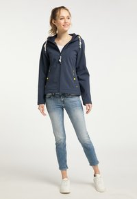 Schmuddelwedda - Soft shell jacket - marine - 1