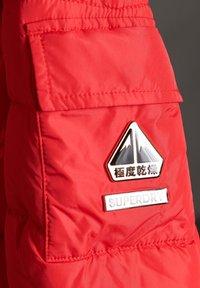 Superdry - Winter jacket - festive red - 2