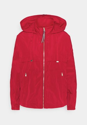 WINDBREAKER - Zimní bunda - primary red