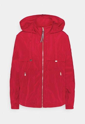 WINDBREAKER - Winter jacket - primary red