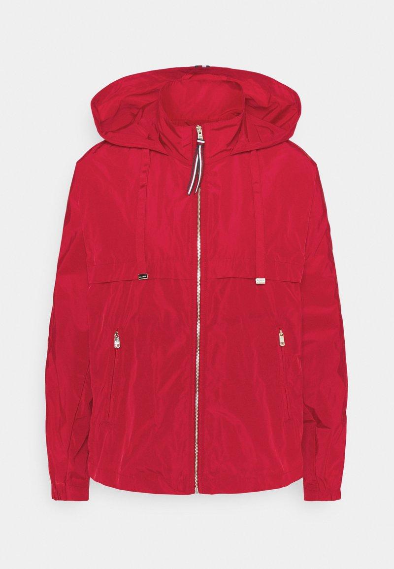 Tommy Hilfiger - WINDBREAKER - Winter jacket - primary red