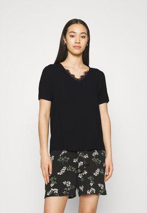 VMNADS - T-shirt imprimé - black