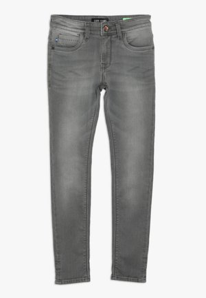 BURGO - Slim fit jeans - grey used