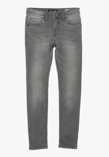 BURGO - Džíny Slim Fit - grey used