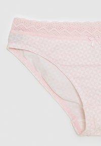 Esprit - INAA BRIEFS 2 PACK - Kalhotky - pastel pink - 3