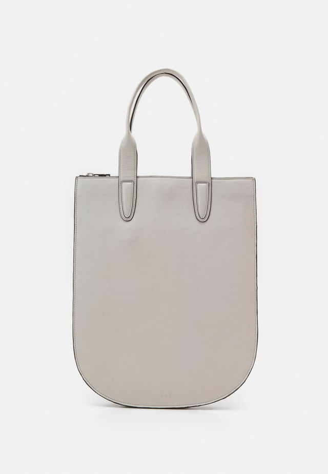 ELITE CURVE TOTE - Shopping bag - off white