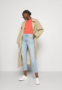 Madewell - THE PERFECT VINTAGE - Jeans slim fit - fiore - 1