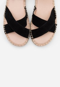 Anna Field - LEATHER - Loafers - black - 5