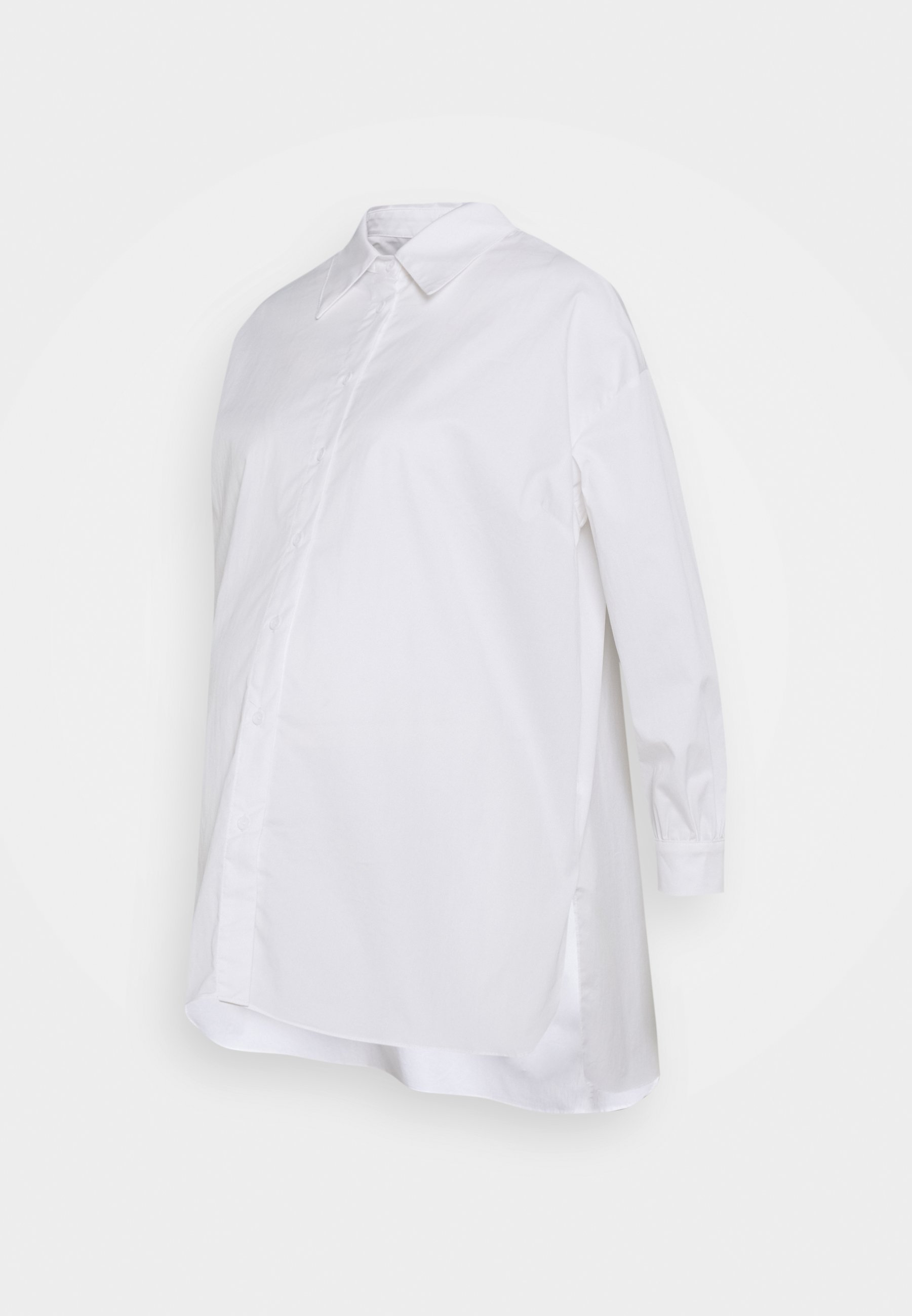 Donna STRUCTURED PUFF NECKLINE - Camicia