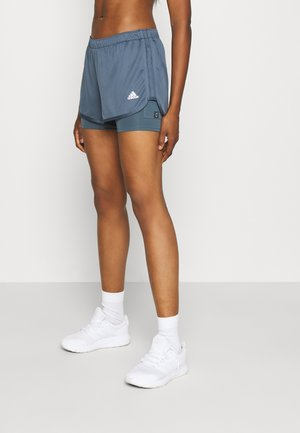 SHORT - Korte broeken - legend blue